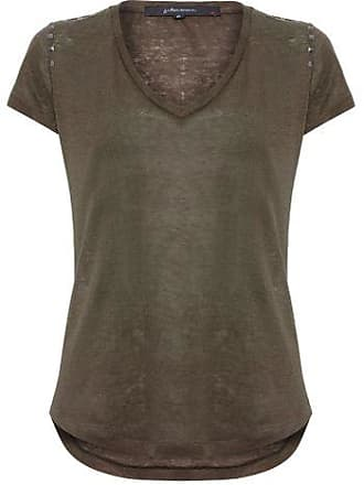 J. Chermann Camiseta Tachas J. Chermann - Verde