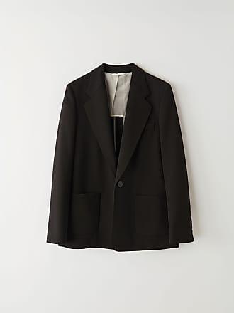 Acne Studios FN-WN-SUIT000021 Black Wool blazer