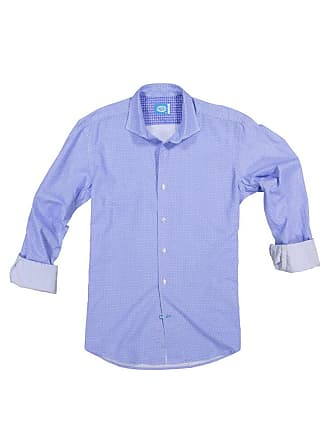 Panareha COMPORTA printed shirt blue
