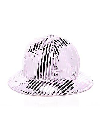 3018ecf80c4ff Maison Michel Mara Coated-Cotton Bucket Hat