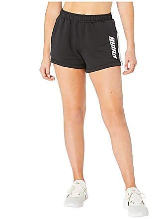 beae557760ff Puma Modern Sports Shorts (PUMA Black) Womens Shorts