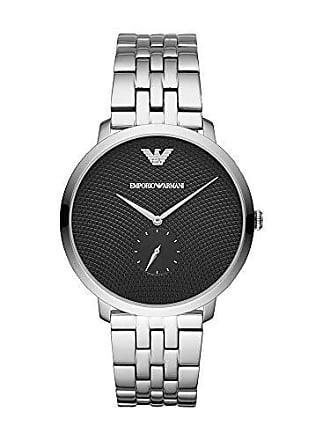 Emporio Armani Relógio Empório Armani Masculino Modern Slim Prata Ar11161/1kn