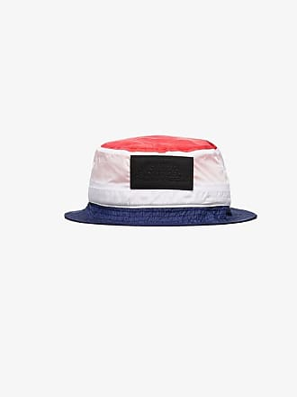 c1ac70cb4f019c Palm Angels Multicoloured Logo Patch Bucket Hat