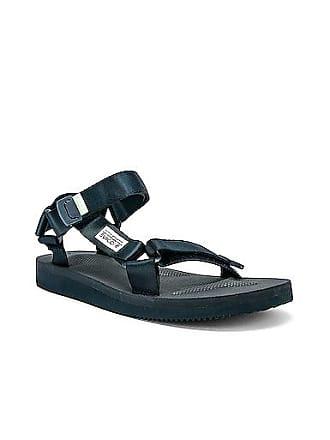 Suicoke DEPA Cab Sandals in Black