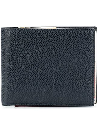 Thom Browne Fold-Out Coin Purse Billfold - Blue