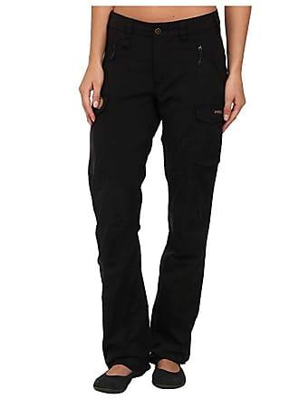Fjällräven Nikka Trousers (Black) Womens Casual Pants