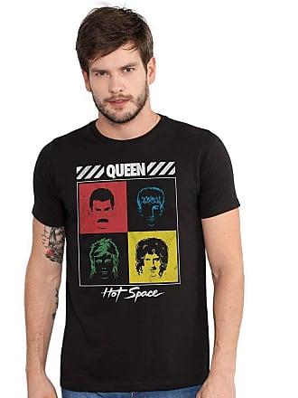 Queen Camiseta Queen Hot Space