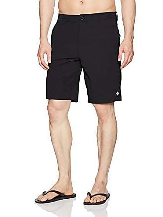 Rip Curl Mens Mf Global Entry 20 Boardwalk Hybrid Travel Stretch Shorts, Black 4K 30
