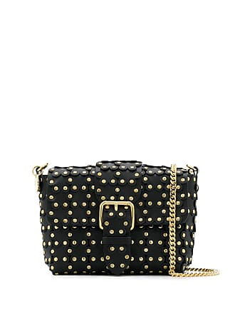 Red Valentino RED(V) Flower Puzzle bag - Preto