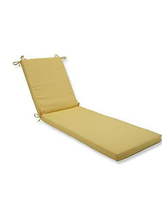 Pillow Perfect Outdoor/Indoor Forsyth Soleil Chaise Lounge Cushion 80x23x3