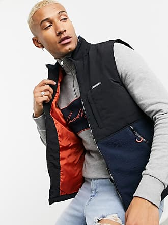 JACK /& JONES Jjemagic Body Warmer Hood Piumino a Gilet Uomo