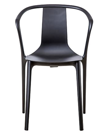 Vitra Belleville Armchair Black