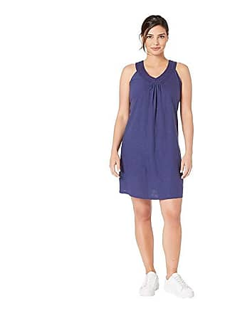 04644531cc5 Tommy Bahama Arden Embroidered Sleeveless Sundress (Island Navy) Womens  Dress