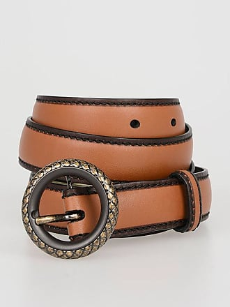 Bottega Veneta Leather Belt size 90