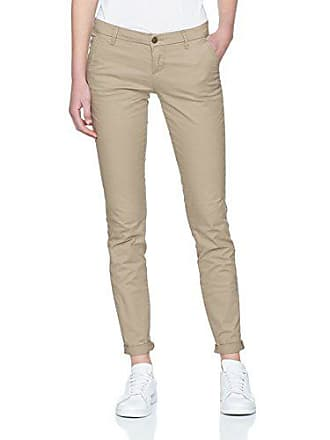 91d444cac497bc Only onlPARIS Low SK Chino Pants Noos Key A. Pantalon, Marron Desert Taupe,