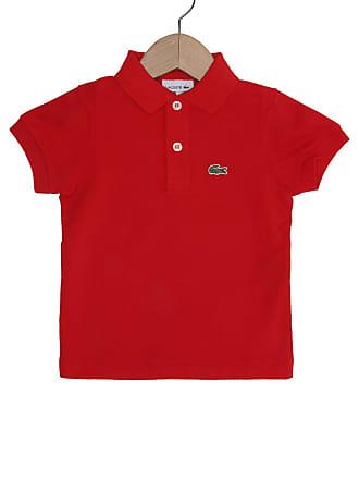 b58a900deec Vermelho Lacoste® Camisas Pólo  Compre com até −37%