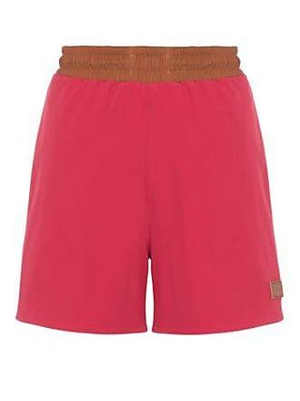 Haight Shorts Tep Double Face Haight + Fila - vermelho