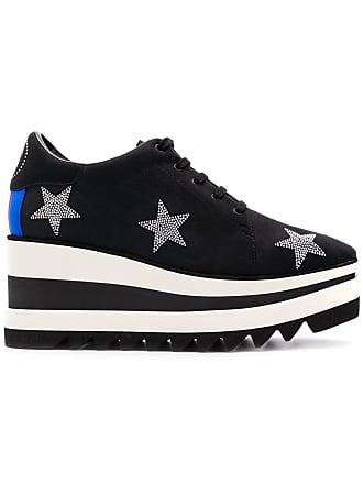 Stella McCartney Star Elyse platform shoes - Black