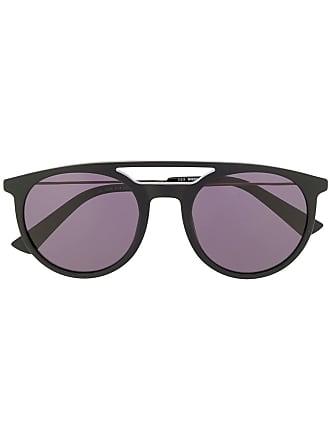 40bb55df54e05 Diesel Óculos de sol aviador DL0298 - Preto