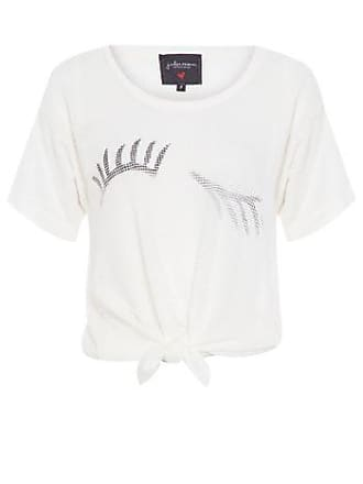 J. Chermann Camiseta Pisque Nó J. Chermann - Branco