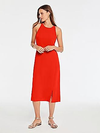 ANN TAYLOR Petite Halter Shift Dress