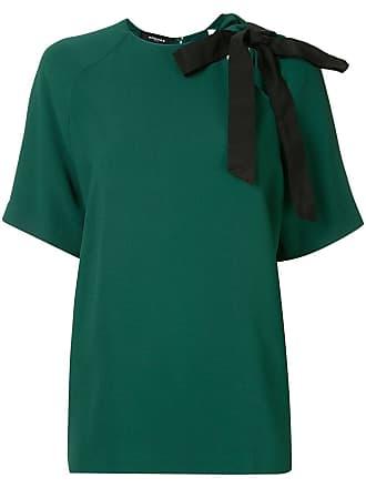 Rochas Blusa com detalhe de laço - Verde