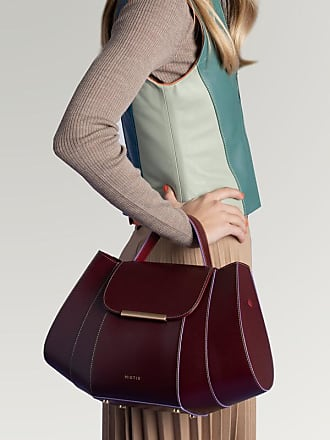 Mietis Tatu Burgundy Bag