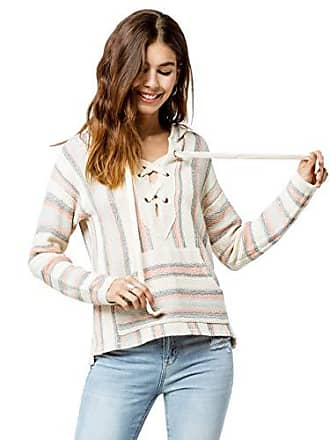 Rip Curl Juniors My My Tide Poncho, Off Off White, M