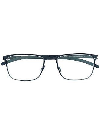 Mykita Armação de óculos Henning quadrada - Azul