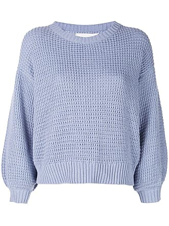 I love Mr. Mittens Suéter de tricô - Azul