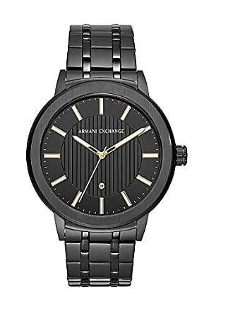 Armani Relógio Armani Exchange Masculino Maddox Preto Ax1465/1pn