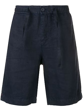 Orlebar Brown Bermuda com bolsos - Azul