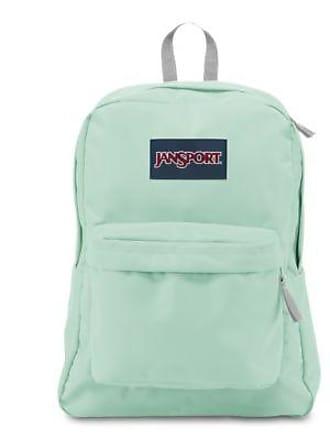 Jansport Superbreak Backpacks - Brook Green