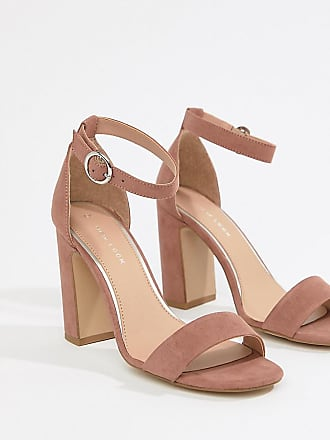 bbc518b5693 New Look® Heeled Sandals − Sale  up to −61%