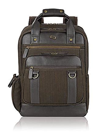 SOLO Solo Crosby 15.6 Inch Backpack with Padded Compartment, Brown