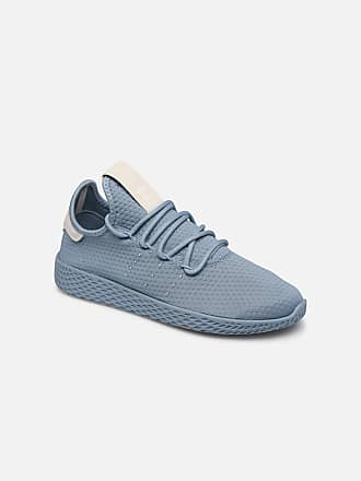 ff3ca686994df5 adidas Pharrell Williams Tennis Hu W - Sneaker für Damen   blau