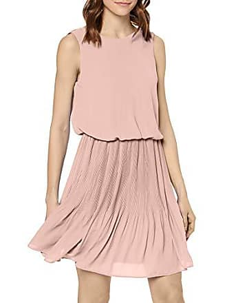 4f1356faf Vero Moda VMJACKIE SL Short Dress WVN Vestido Rosa Misty Rose
