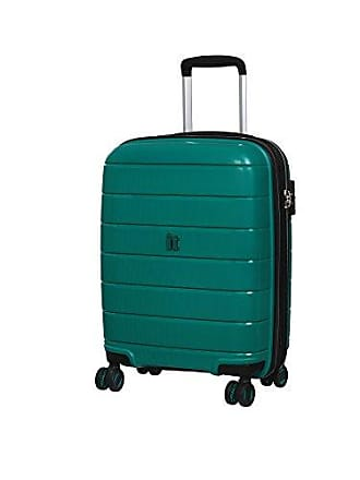 IT Luggage IT Luggage 21.3 Asteroid 8-Wheel Hardside Expandable Carry-on, Pine Green