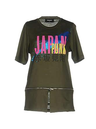 2f4155c7211 Dsquared2 TOPS   TEES - T-shirts su YOOX.