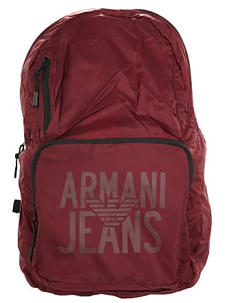 187b604986d Emporio Armani Armani Mens 094548 932063Backpack Red bordeaux One size