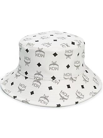 MCM bucket hat - White