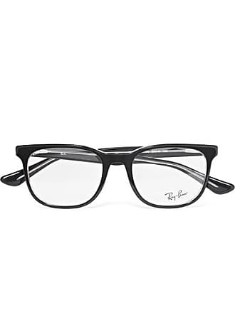 4f4e2a897e38b Ray-Ban Square-frame Acetate Optical Glasses - Black