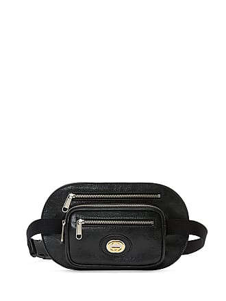 811a965b890627 Gucci Mens Three-Pocket Leather Belt Bag