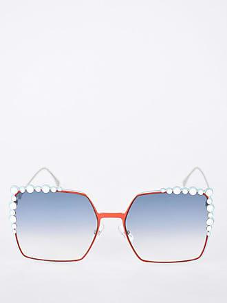 Fendi Square Sunglasses size Unica