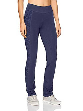 Columbia Womens Anytime Casual Straight Leg Pant, Nocturnal Snowflake, L