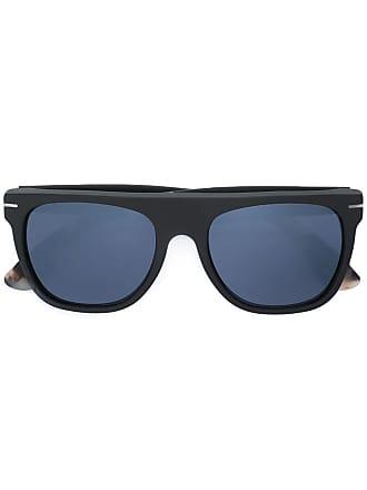 08501bed62 Retro Superfuture flat top Ghost Rider sunglasses - Black