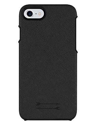 Uri Minkoff Saffiano Leather iPhone 7 Wrap Case - Black