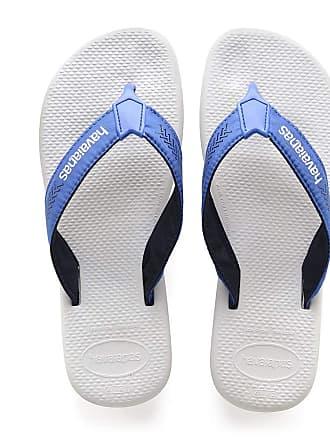 a881246f0 Havaianas Chinelo Havaianas Surf Pro Masculino - Branco+azul - 37/38