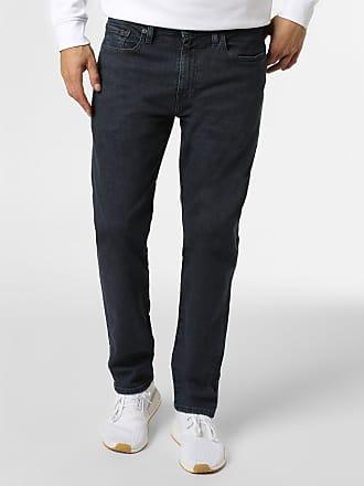 Levi's Herren Jeans - 502 Taper blau