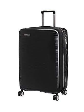 IT Luggage IT Luggage 27.2 Signature 8-Wheel Hardside Expandable Spinner, Black
